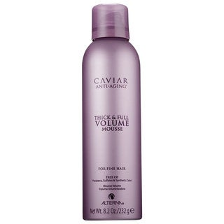 Alterna Caviar Anti-Aging Thick and Full Volume 8.2-ounce Mousse