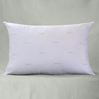 EcoPure Garnetted Pillow filled with Recycled Fiber