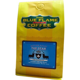 D-Art 'The Star-Medium Roast' 12-ounce Whole Bean Coffee