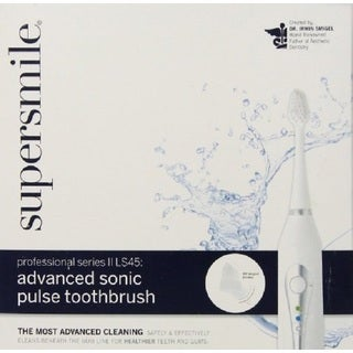 Supersmile Series II LS45 Sonic Pulse Toothbrush