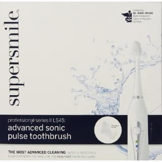 Supersmile Series II LS45 Sonic Pulse Toothbrush|https://ak1.ostkcdn.com/images/products/12009423/P18886113.jpg?impolicy=medium