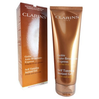 Clarins 4.5-ounce Self Tanning Instant Gel (Non Oily)