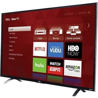 "TCL P 49FP110 49"" 1080p LED-LCD TV - 16:9 - Black"