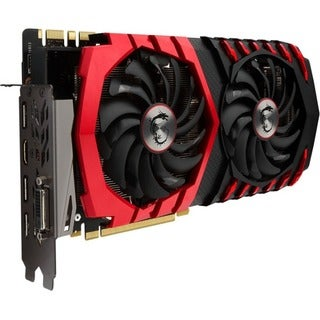 MSI GTX 1080 GAMING X 8G GeForce GTX 1080 Graphic Card - 1.71 GHz Cor
