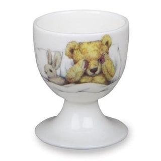 Roy Kirkham - Gift Boxed Eggcup - Teddy Time