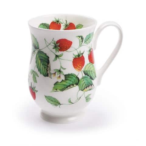 Roy Kirkham Eleanor Mug - Alpine Strawberry Set of 6