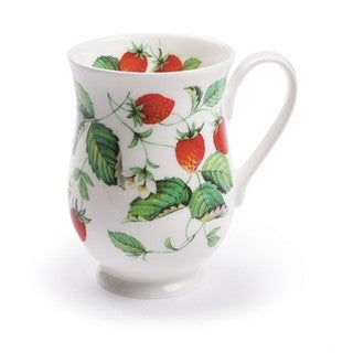 Roy Kirkham Eleanor Mug - Alpine Strawberry  Set of 6