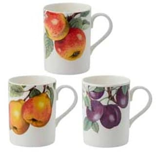 Roy Kirkham Lyric Mug - The Fruit Tree Set of 6