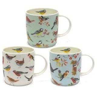 Roy Kirkham Sophie Mug - Bird Song Set of 6