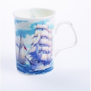 Roy Kirkham Lancaster Mug - Sailing Set of 6