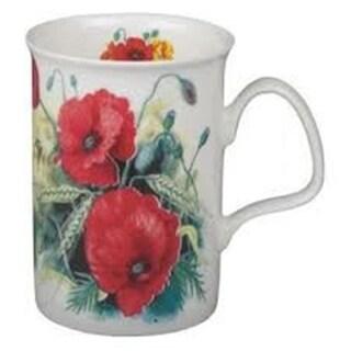 Roy Kirkham Lancaster Mug - Poppy Set of 6