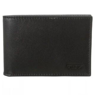 Tumi Men's Delta Slim Single Billfold Travel Wallet