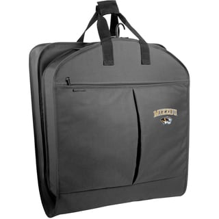 WallyBags Missouri Tigers 40-inch Garment Bag With Pockets