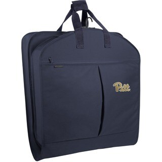 WallyBags Pittsburgh Panthers 40-inch Garment Bag with Pockets