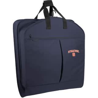 WallyBags Syracuse Orange 40-inch Garment Bag with Pockets|https://ak1.ostkcdn.com/images/products/12009757/P18886348.jpg?impolicy=medium