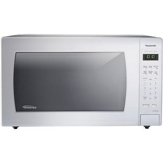 Panasonic 1250-watt Genius Sensor Countertop Microwave with Inverter Technology