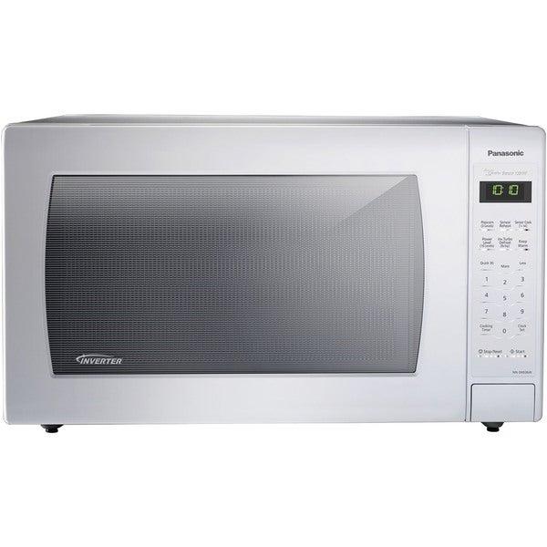 Panasonic 1250 Watt Genius Sensor Countertop Microwave