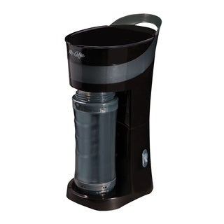 Mr. Coffee BVMC-MLBL Pour! Brew! Go! Personal Coffee Maker