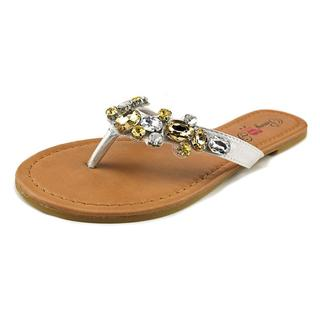 Penny Loves Kenny Women's Tickle Leather Sandals