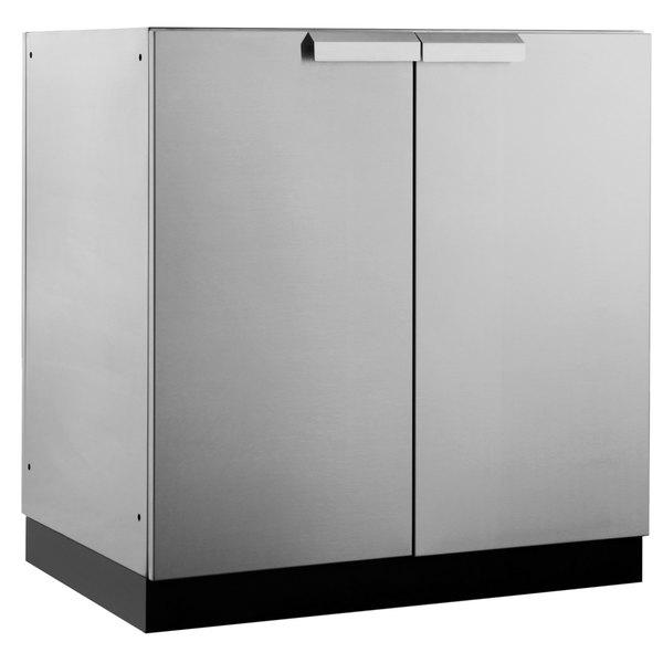 Outdoor Kitchen Cabinet Doors: NewAge Products Outdoor Kitchen 32 In. W X 24 In. D 2-door