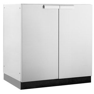 NewAge Products Outdoor Kitchen 32 in. W x 24 in. D 2-door Cabinet