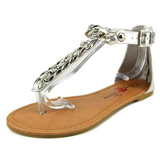 Penny Loves Kenny Women's Troupe Polyurethane Sandals