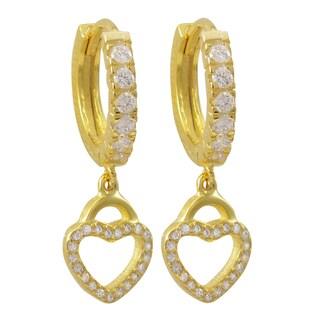 d5fea1a036096 Buy Sterling Silver Kids  Earrings Online at Overstock