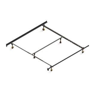 Donco Kids Universal All Sizes 6-leg Rug Roller Metal Bed Frame