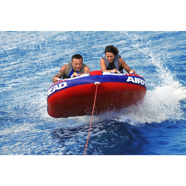 Inflatable Airhead Shockwave 2 Water Tube