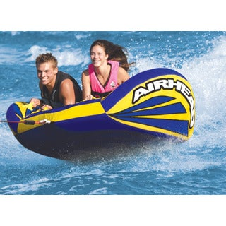Airhead Matrix V2 Inflatable Double Rider Towable Raft