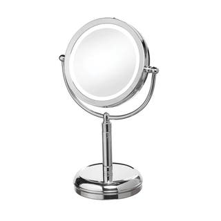 Dainolite LED Table Polished Chrome LED Lighted Magnifier|https://ak1.ostkcdn.com/images/products/12012089/P18888230.jpg?impolicy=medium