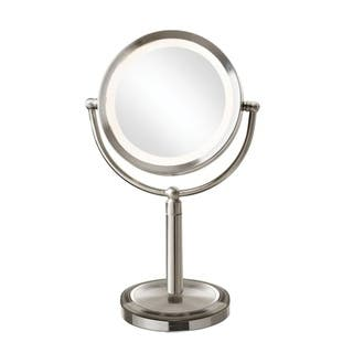 Dainolite LED Table Satin Chrome LED Lighted Magnifier|https://ak1.ostkcdn.com/images/products/12012090/P18888231.jpg?impolicy=medium