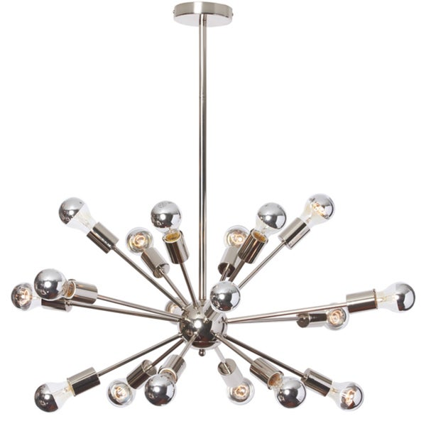 Dainolite 18-light Satellite Horizontal Pendant