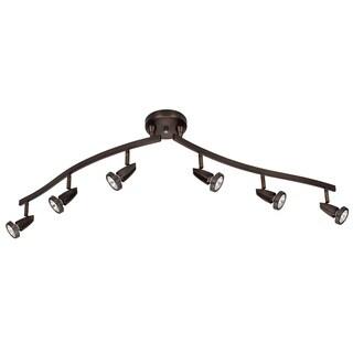 Access Lighting Mirage Bronze LED Spotlight Semi-flush Mount
