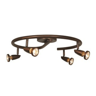 Link to Access Lighting Mirage Bronze G Cluster Spotlight Similar Items in Track Lighting