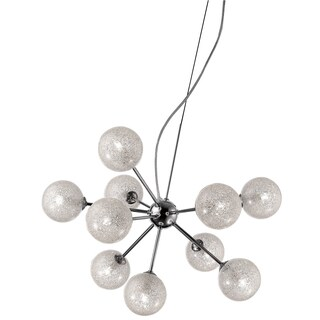 Access Lighting Opulence Chrome 10 Light Chandelier