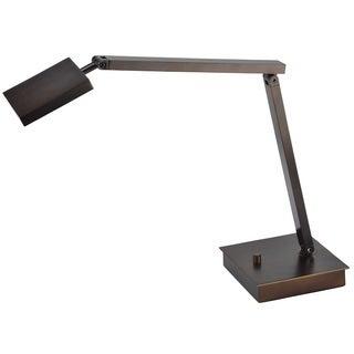 Access Lighting TaskWerx Bronze LED Urban Task Lamp