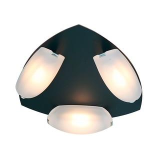 Access Lighting Nido Bronze 3 Light 3 Light LED Vanity/Flush Mount