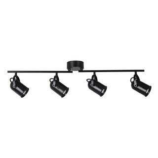 Catalina 19192-000 Four-light LED Adjustable Fixed Track Luminaire