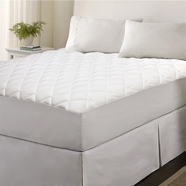 Kathy Ireland Home Microfiber Mattress Pad Free Shipping On Orders Over 45 Overstock 18889068