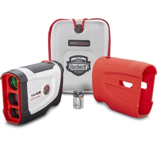 Bushnell Tour V4 JOLT Slope Patriot Pack Rangefinder