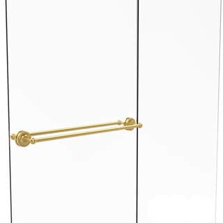 Allied Brass Prestige Regal Collection 30-inch Back to Back Shower Door Towel Bar