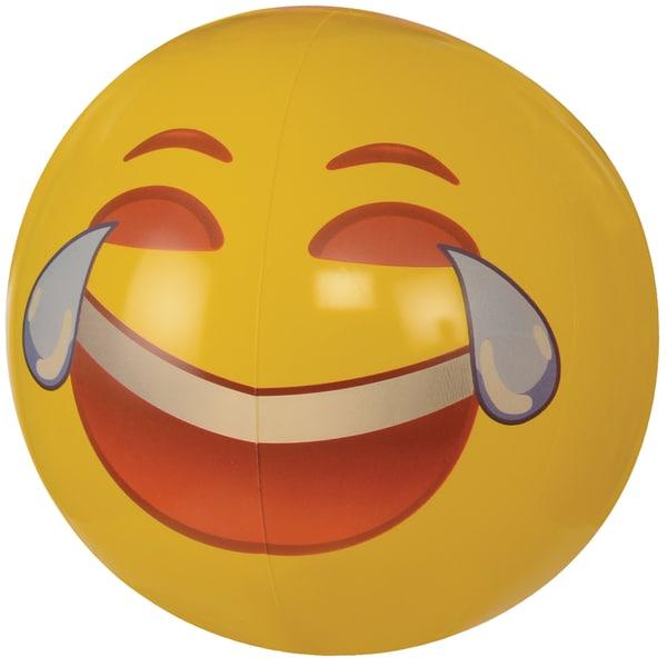 Emoji Tears of Joy 56-inch Beach Ball