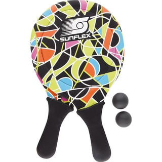 Sunflex Water Sports Beach Paddleball Set