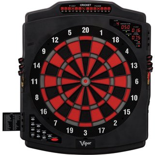 Viper Eclipse II 42-1020 Soft-tip Regulation 15.5-inch Electronic Dartboard