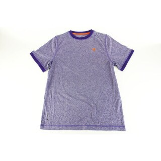 Champion Boys' Purple Polyester Size M US Top