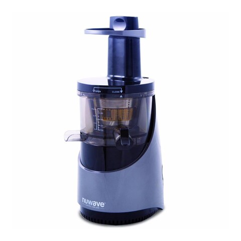 NuWave 27001 Purple Nutri-Master Slow Juicer