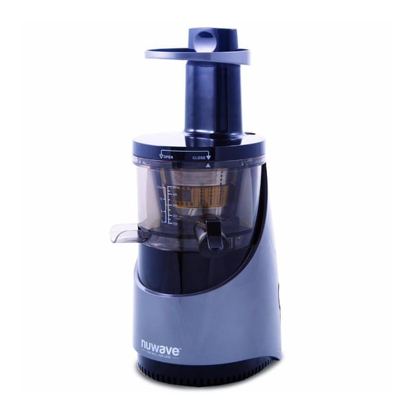 Tarrington House Slow Juicer Review : NuWave 27001 Purple Nutri-Master Slow Juicer - Free Shipping Today - Overstock.com - 18889298