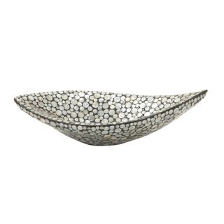 The Curated Nomad Biltmore Black Shell Bowl