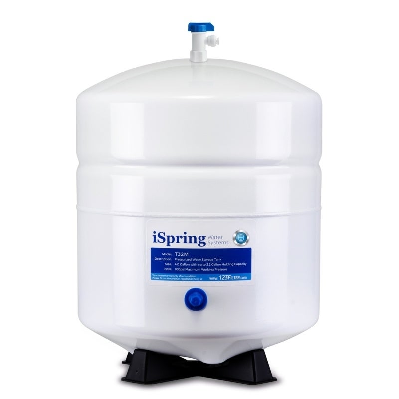 iSpring T32M/T55M Reverse Osmosis Pressurized Water Stora...